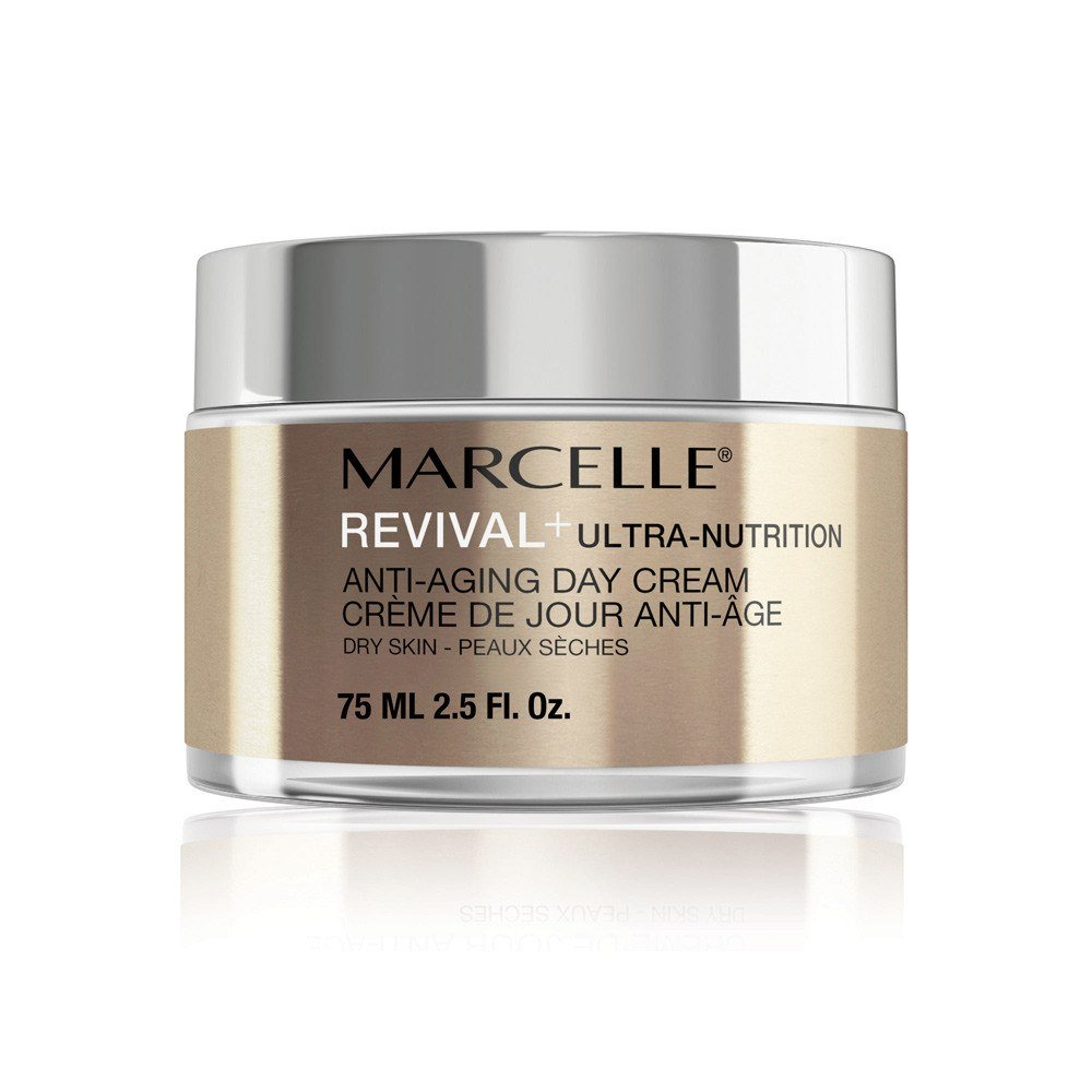 Revival+ Ultra-Nutrition Anti-Aging Day Cream - Dry Skin