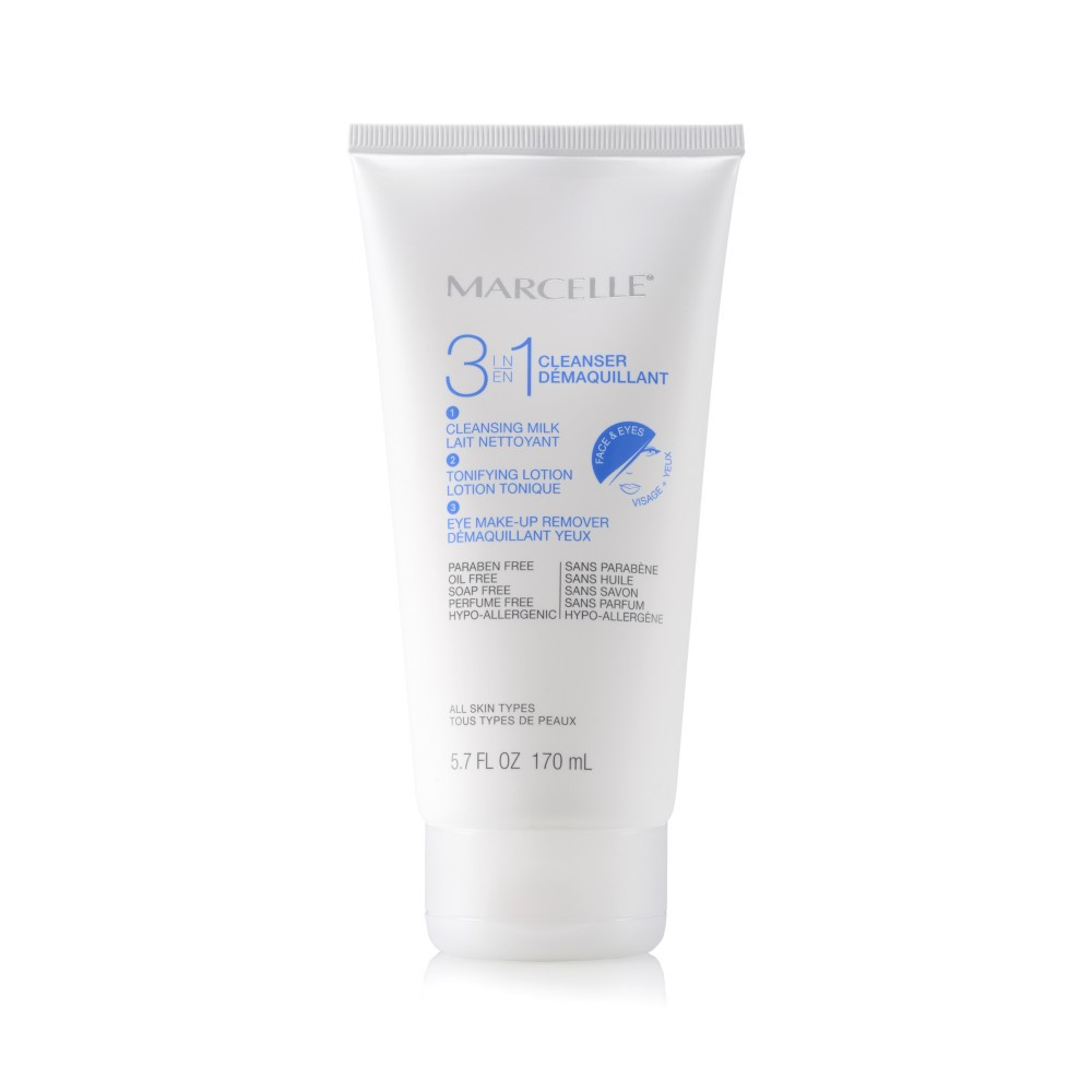 3-in-1 Cleanser
