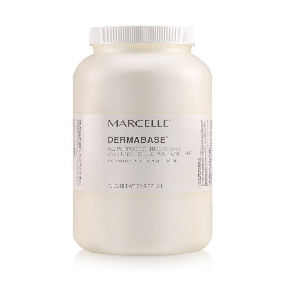 Dermabase Base Universelle pour Onguent - 2 litres