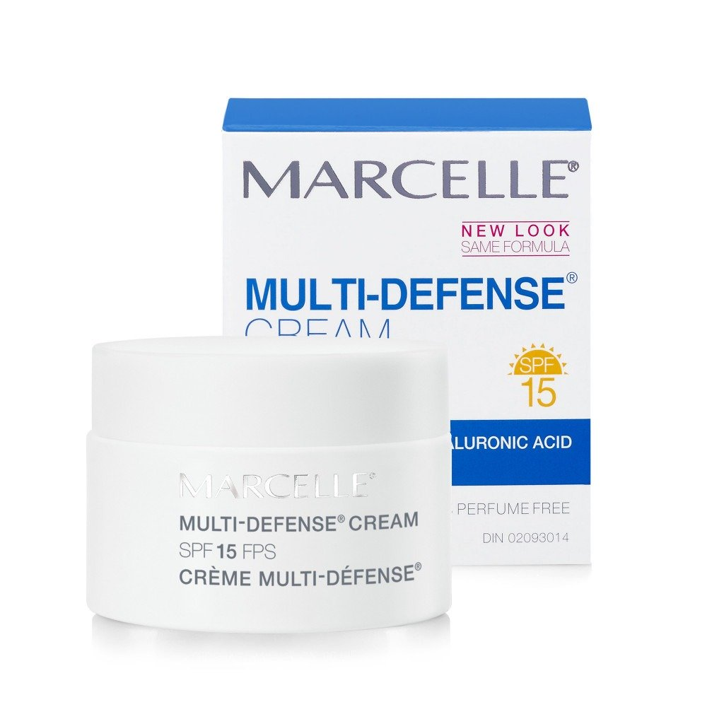 Multi-Defense Cream SPF 15 3