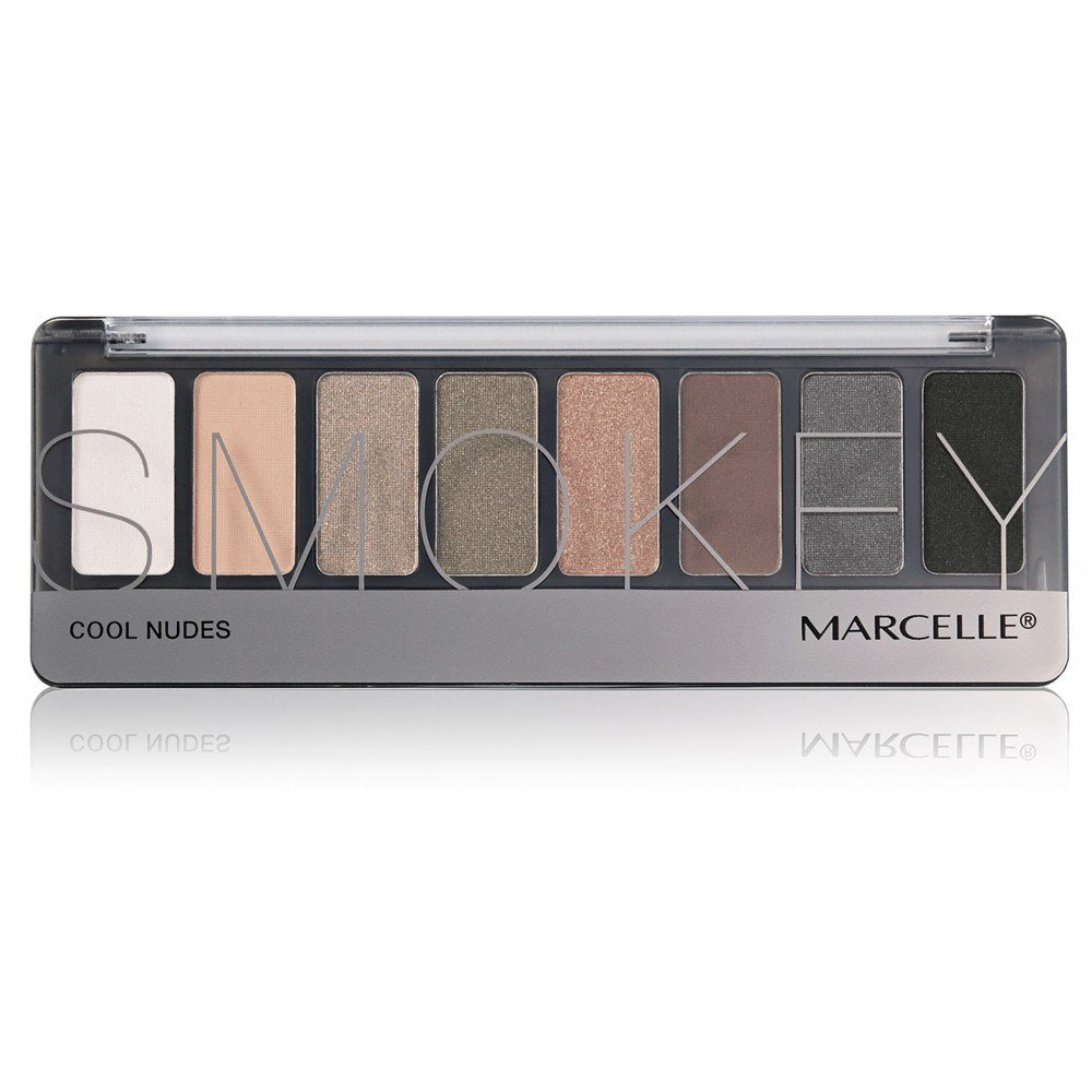 Smokey Eyeshadow Palette - Cool Nudes 3