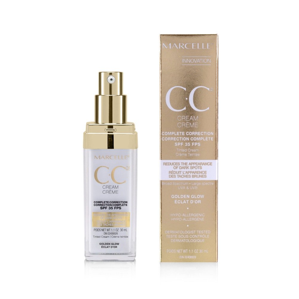 CC Cream SPF 35 Complete Correction - Golden Glow