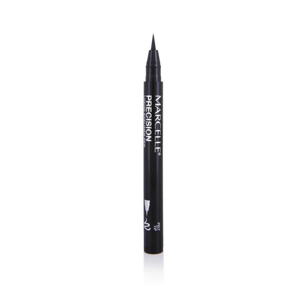 Precision Liquid Eyeliner Pen -  Intense Black