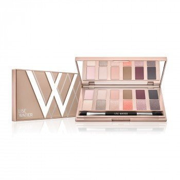 Rose Nudes 12-Colour Eyeshadow Palette