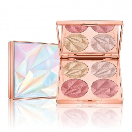 DIAMOND DREAMS BLUSH & GLOW PALETTE FARDS À JOUES ET ILLUMINATEURS